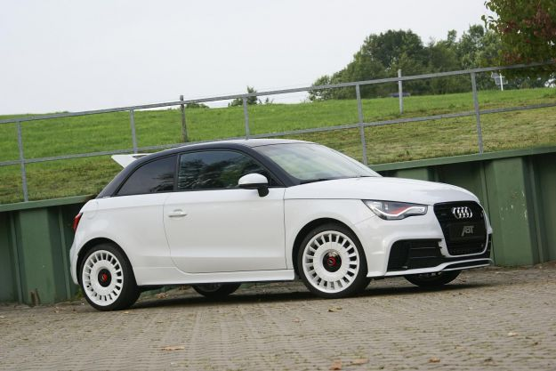 Audi A1 Quattro by ABT-laterale
