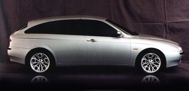 Alfa Romeo 156 Shooting Brake