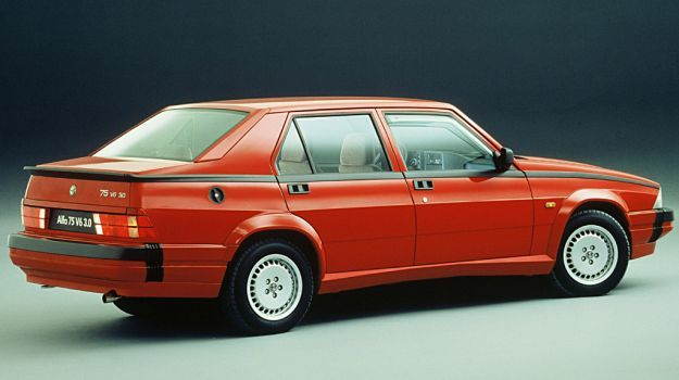 Alfa Romeo 75 Turbo America seconda serie
