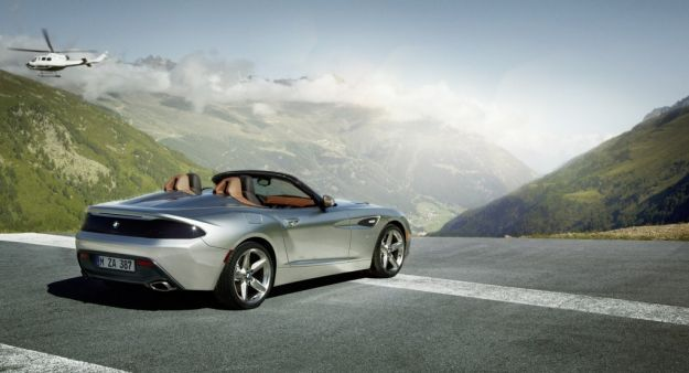 BMW Zagato Roadster   5