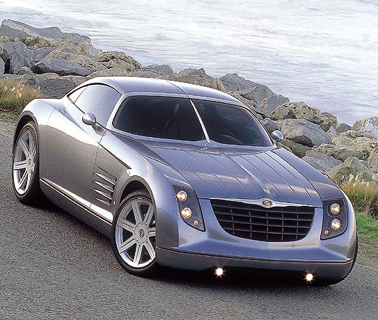 Concept Chrysler Crossfire