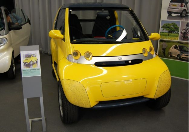 Concept smart fortwo