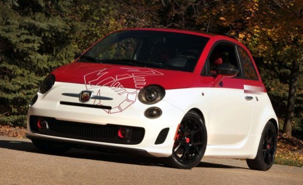 Fiat 500 Scorpion Abarth