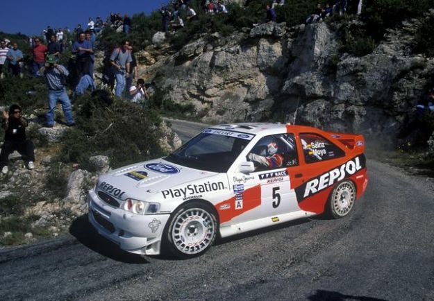 Ford Escort RS WRC Rally Championship