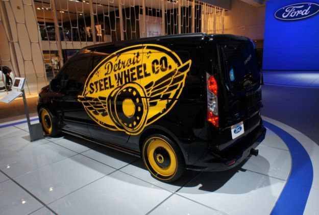 Ford Transit Detroit Steel Wheel Company