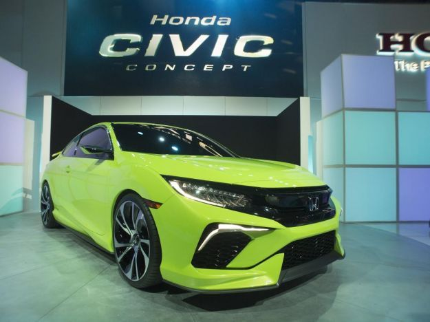 Honda Civic Concept, Salone New York 2015 (1)