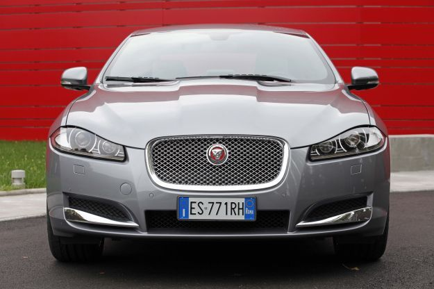Jaguar XF My 2014