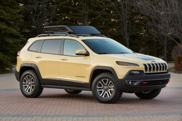Jeep Cherokee 2014 Adventure