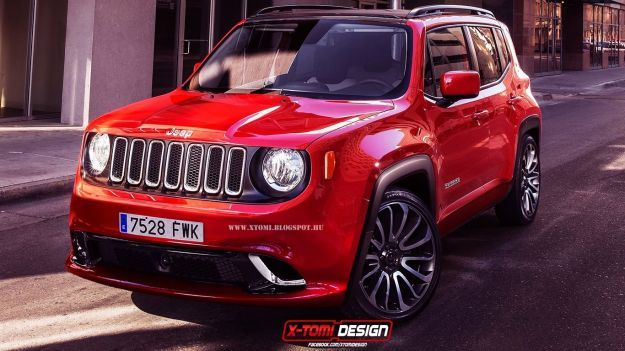 Jeep Renegade SRT4