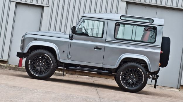 Land Rover Defender XS 90 by Kahn laterale