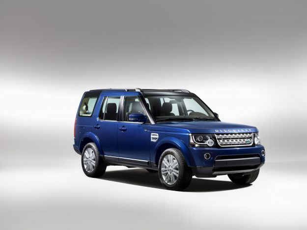 Land Rover Discovery 2014, frontale