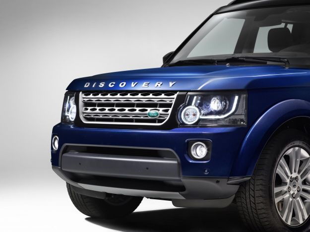 Land Rover Discovery 2014, restyling