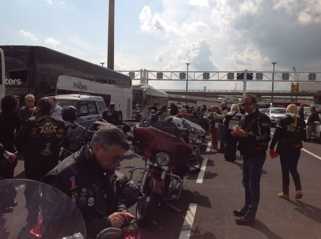 Legnano Chapter Italy Road to London