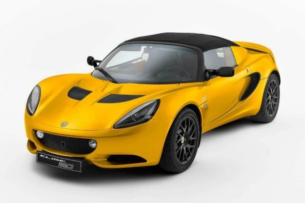 Lotus Elise 20th Anniversary