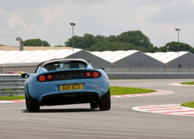 Lotus Elise S3 Club Racer