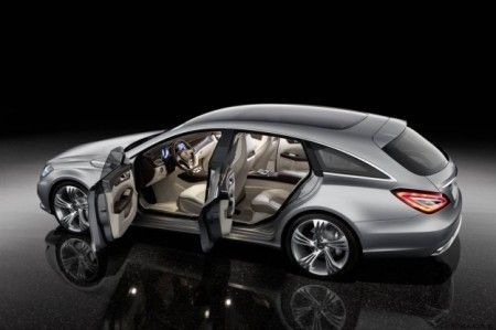 Mercedes CLS Shooting Brake 3
