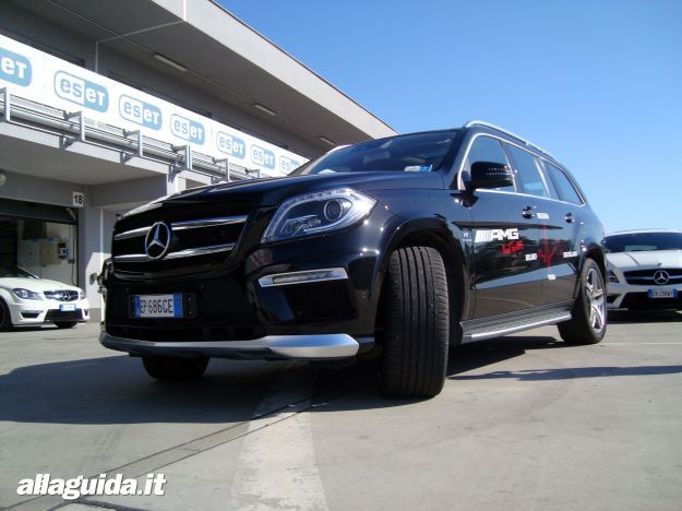 Mercedes GL 63 AMG 4Matic Performance muso
