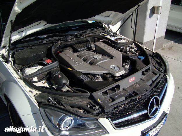 Motore Mercedes C63 AMG Performance Station Wagon