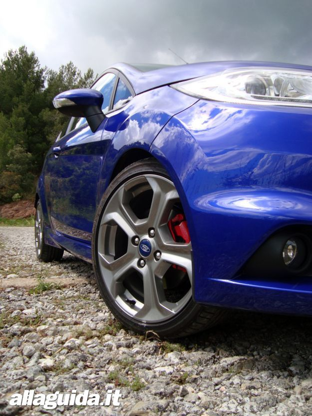 Ruote Ford Fiesta ST 2013