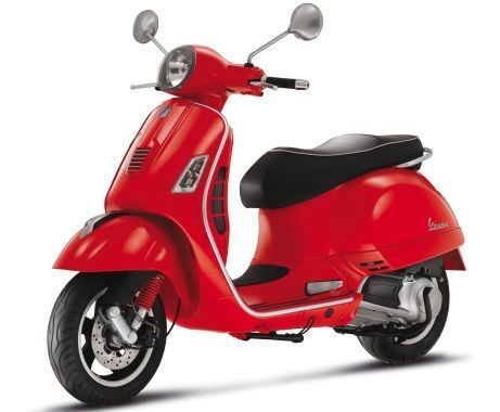 Vespa GTS Super 125 IE