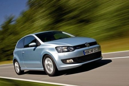 Volkswagen Polo BlueMotion Technology