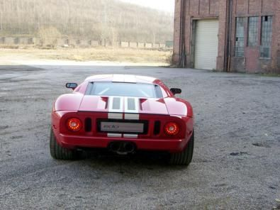 allaguida.it - Edo Competition Ford GT: tuning moderato