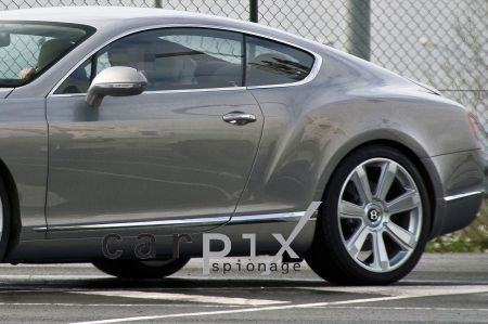 bentley gt restyling coda