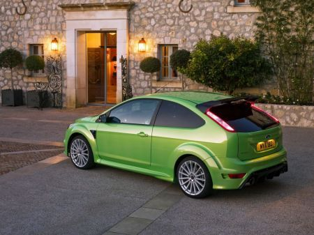 Ford Focus Rs My Special Car 2009