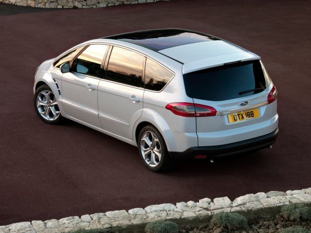 ford s max business posteriore