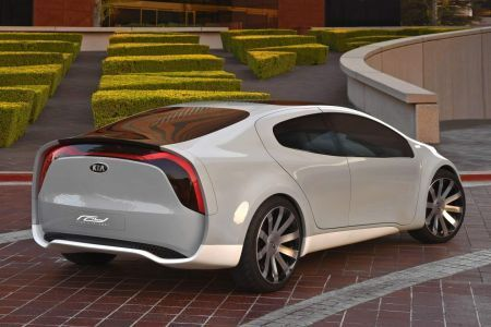 kia ray concept salone chicago