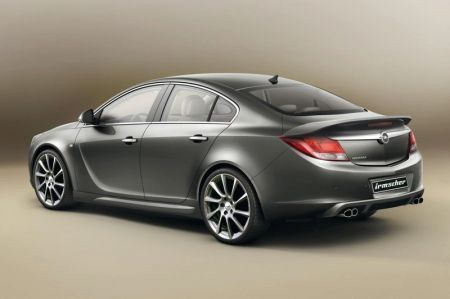 Opel Insignia by Irmscher
