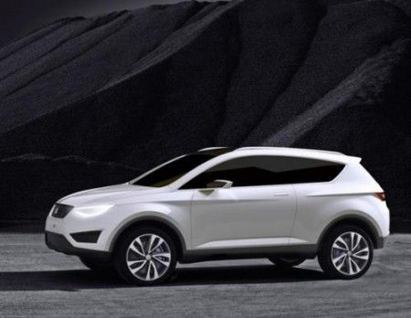 seat ibx concept laterale