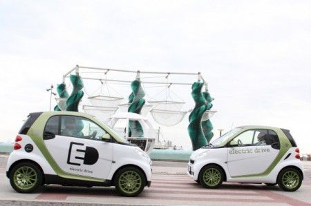 smart electric drive riccione