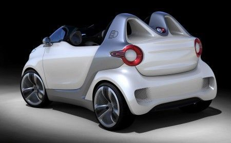 smart forspeed concept posteriore
