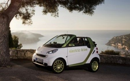 smart fortwo.electric drive