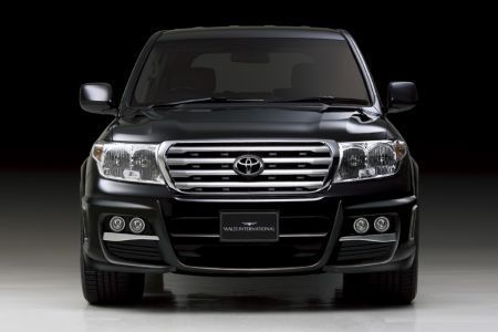 wald international toyota land cruiser frontale