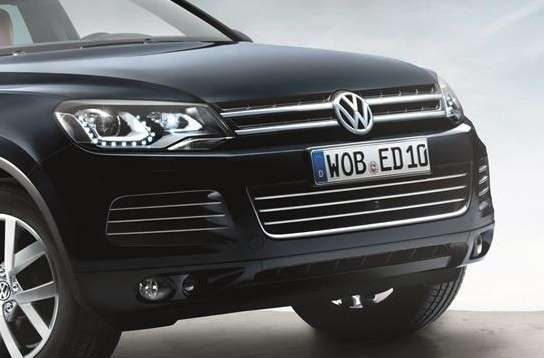 Volkswagen Touareg Edition X muso