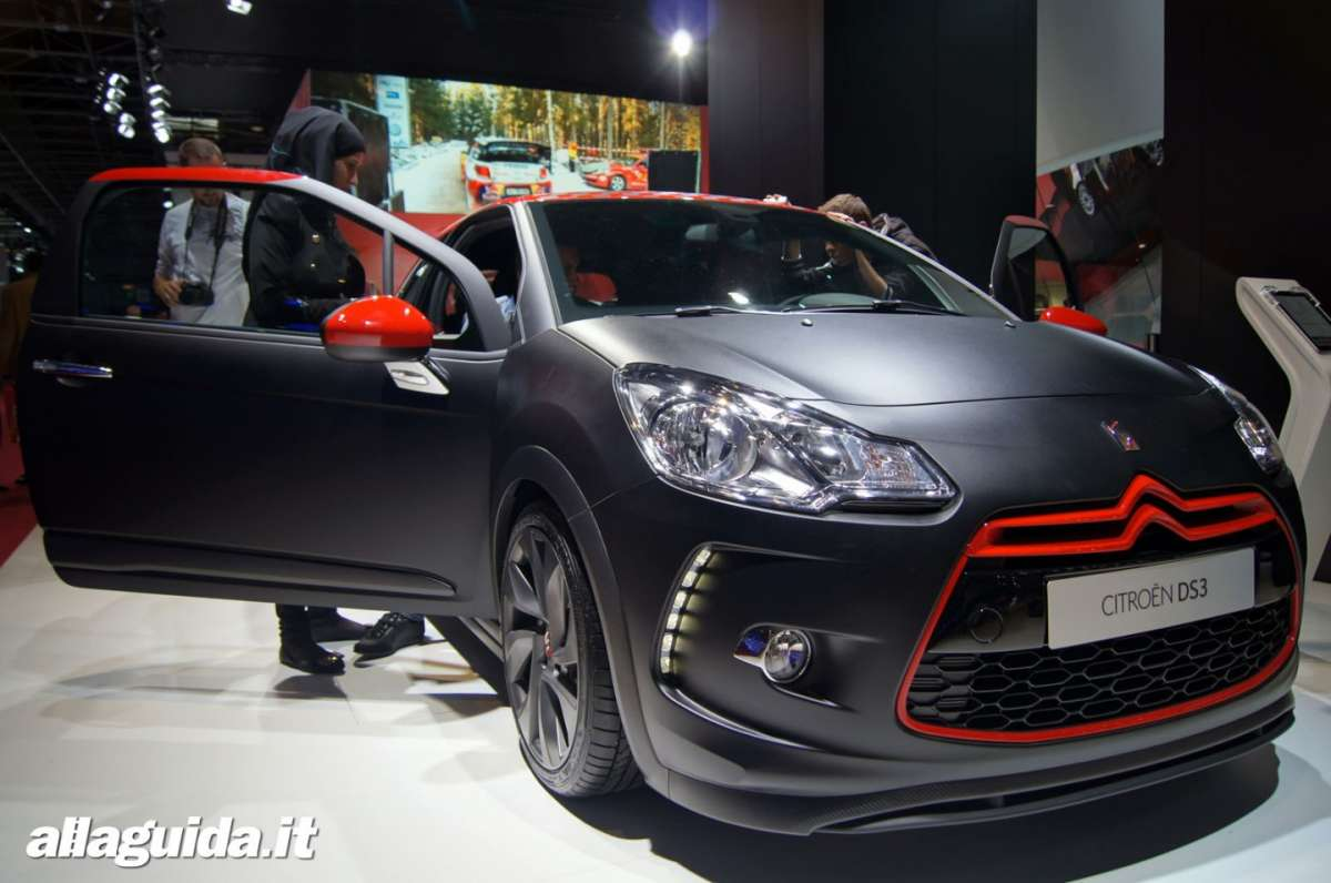 Citroen DS3 Loeb, Salone di Parigi 2012 - 05