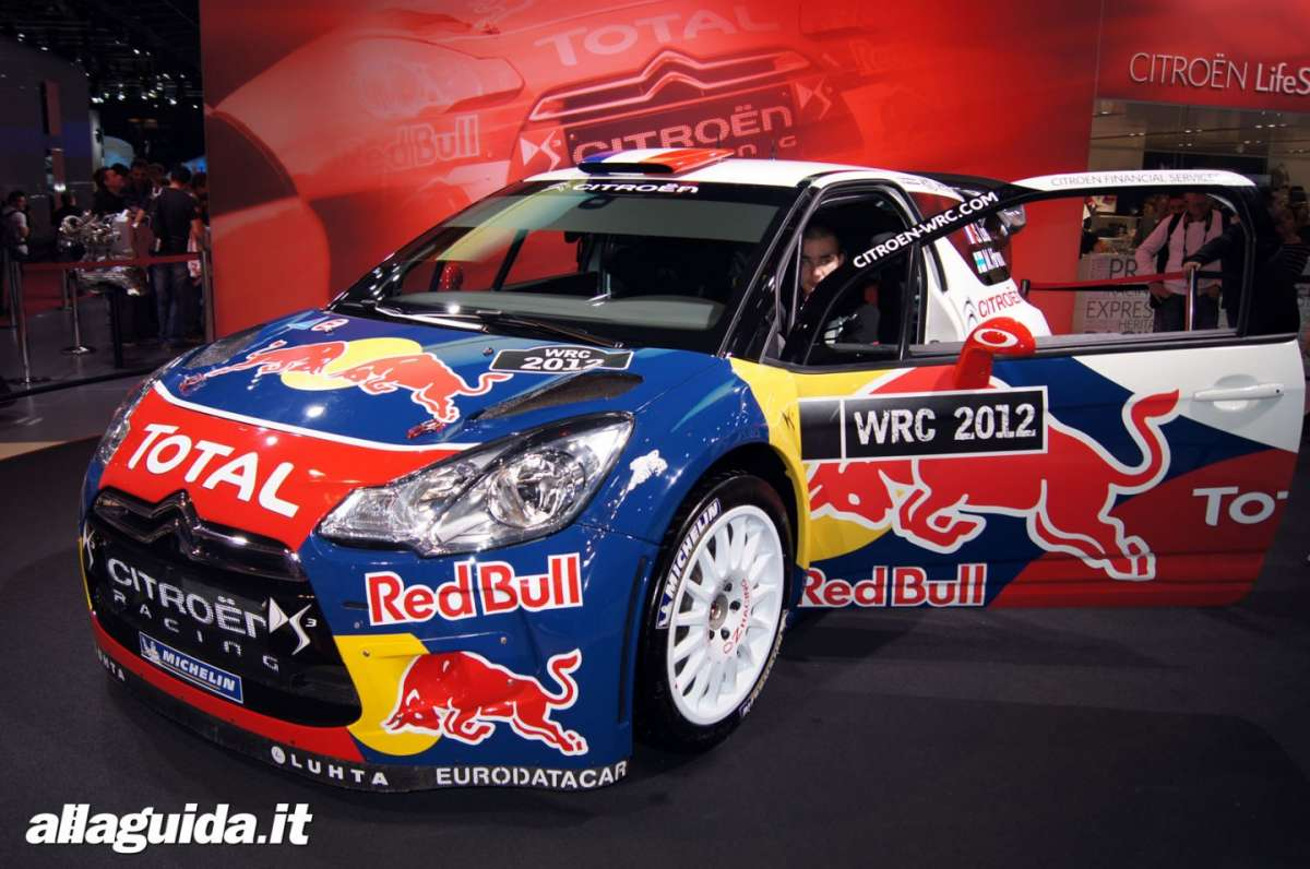 Citroen DS3 WRC, Salone di Parigi 2012 - 04