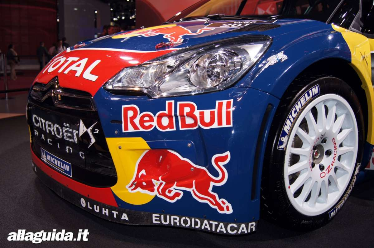 Citroen DS3 WRC, Salone di Parigi 2012 - 05