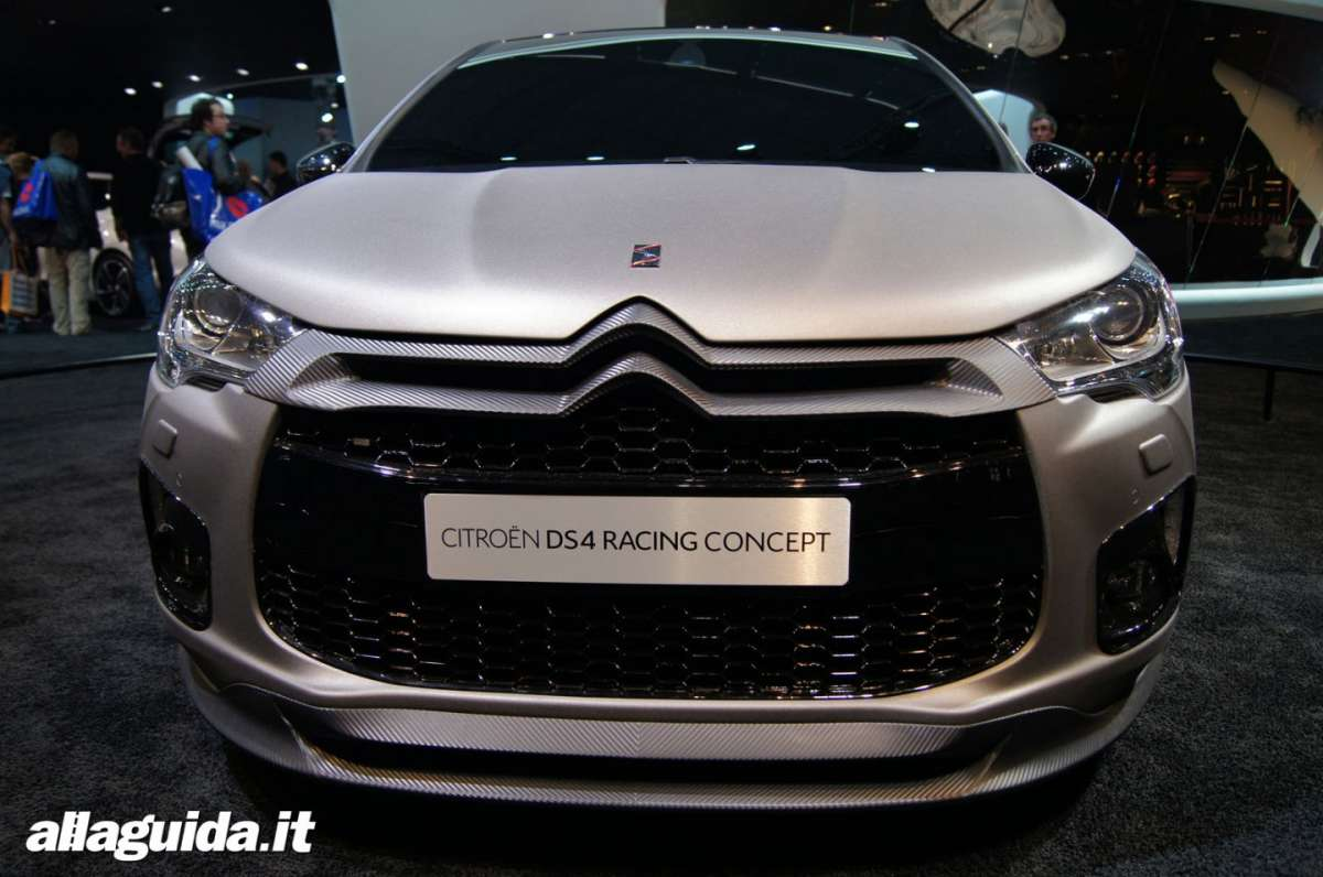 Citroen DS4 Racing Concept, Salone di Parigi 2012 - 04