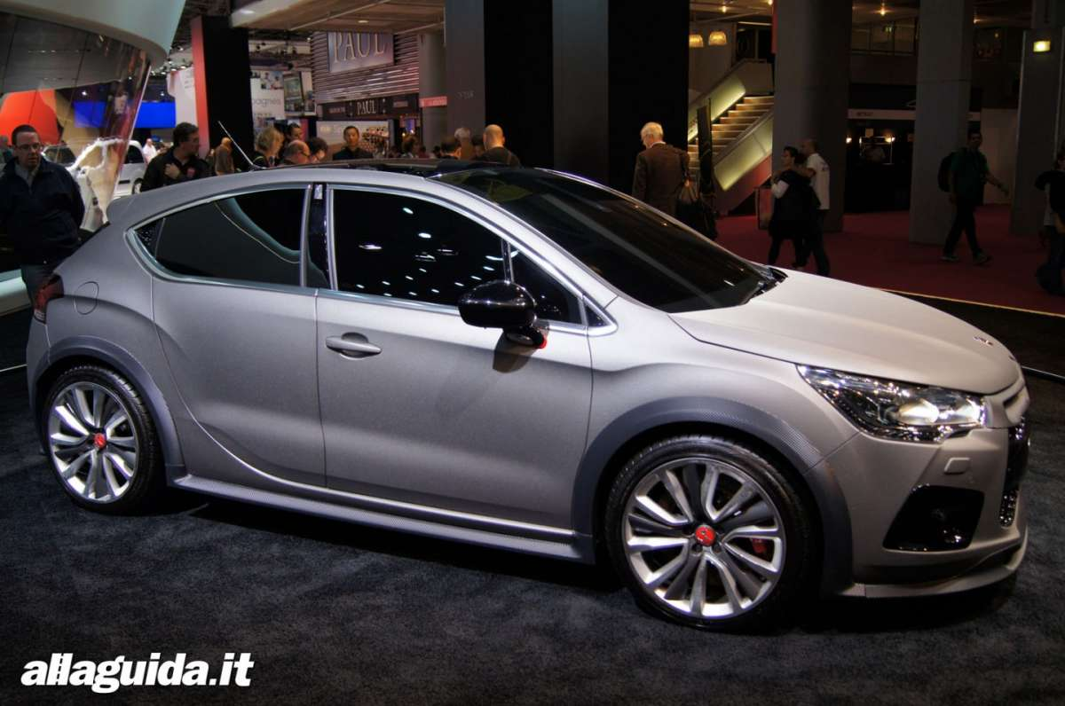Citroen DS4 Racing Concept, Salone di Parigi 2012 - 07