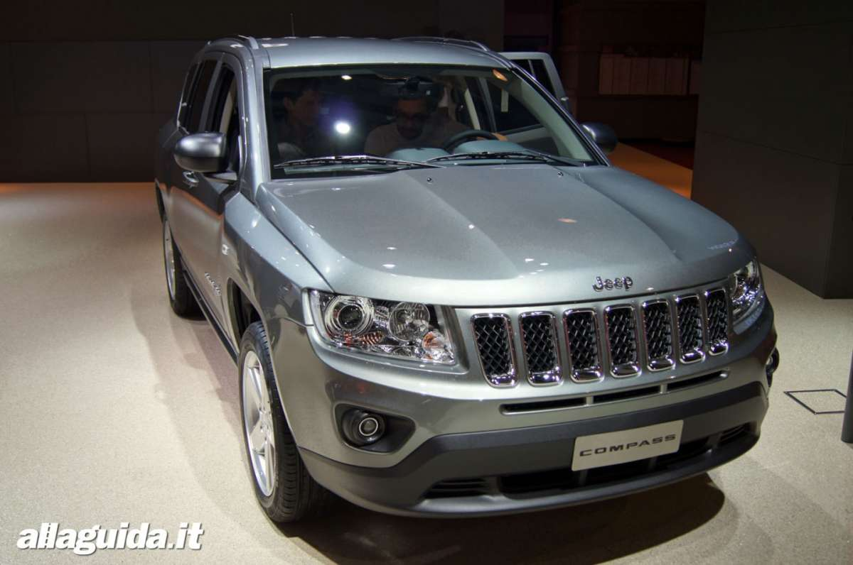 Jeep Compass, Salone di Parigi 2012 - 02