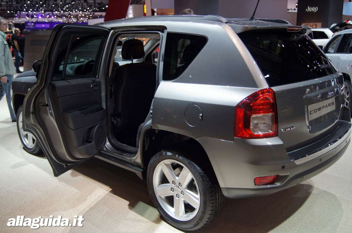Jeep Compass, Salone di Parigi 2012 - 05