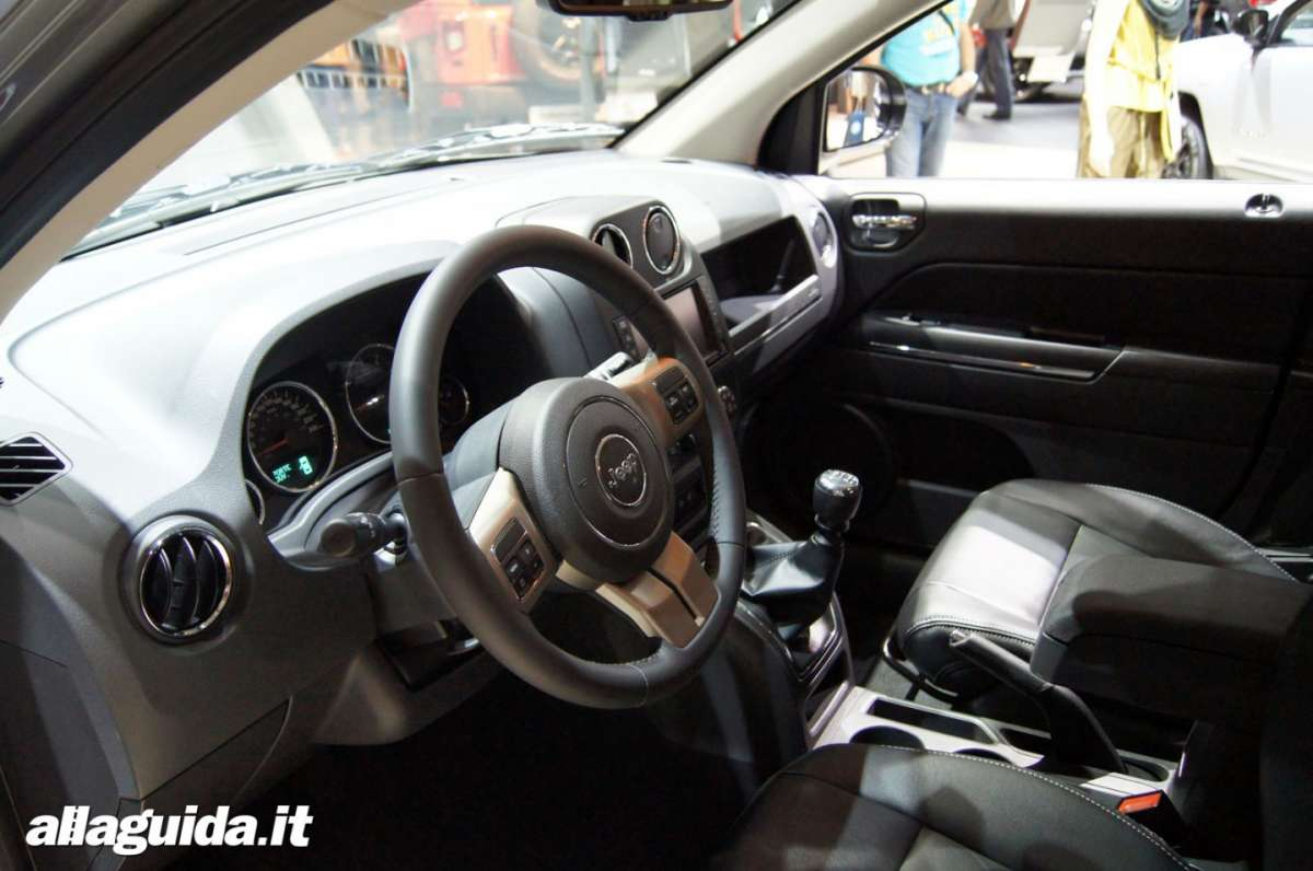 Jeep Compass, Salone di Parigi 2012 - 07
