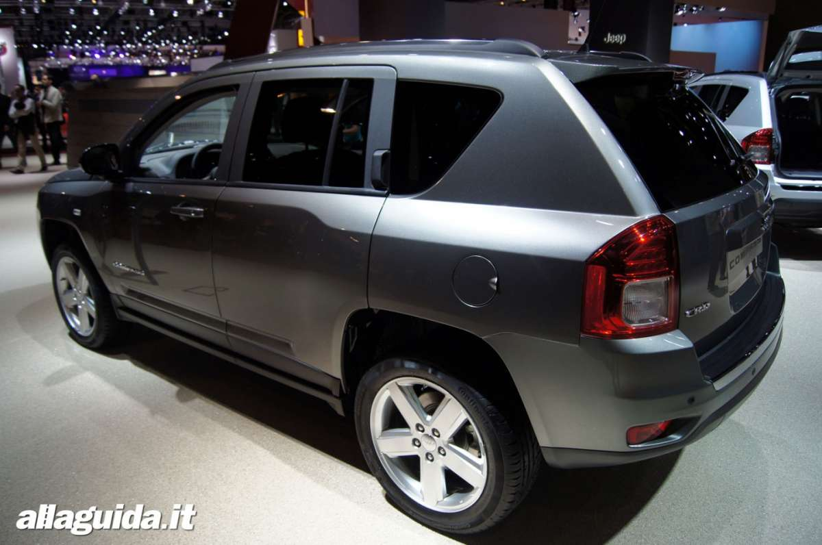 Jeep Compass, Salone di Parigi 2012 - 08
