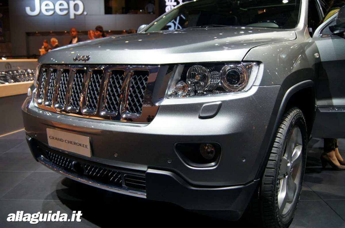 Jeep Grand Cherokee, Salone di Parigi 2012 - 06