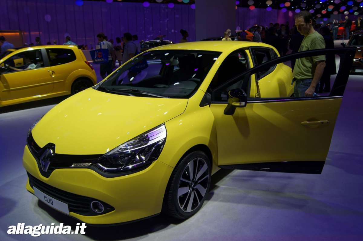 Renault Clio RS200 Turbo, Salone di Parigi 2012 - 01