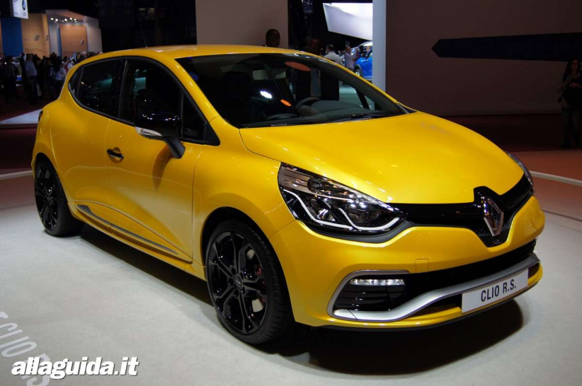 Renault Clio RS200 Turbo, Salone di Parigi 2012 - 06