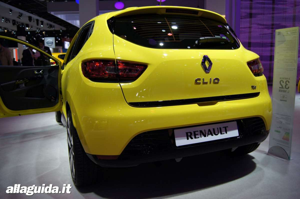 Renault Clio RS200 Turbo, Salone di Parigi 2012 - 11